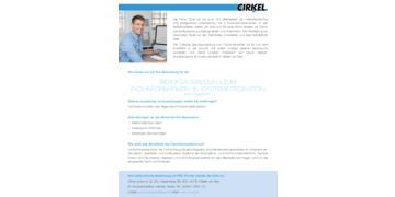 Fachinformatiker/in Fachrichtung Systemintegration