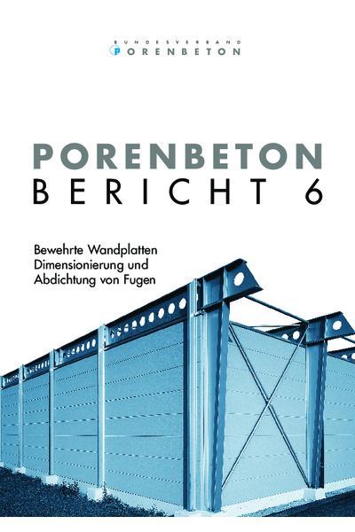 Porenbeton - Bericht 6