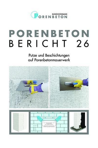 Porenbeton - Bericht 26