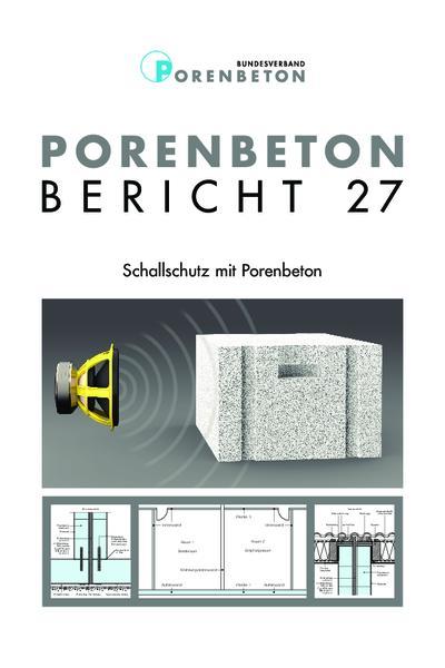 Porenbeton - Bericht 27