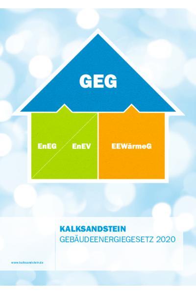 Kalksandstein Gebäudeenergiegesetz 2020