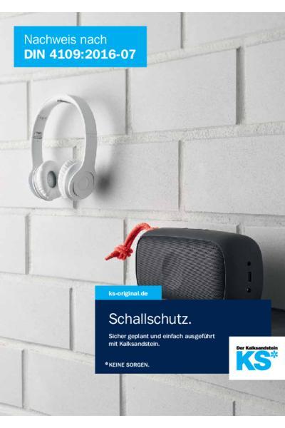 Schallschutz sicher geplant - einfach ausgeführt