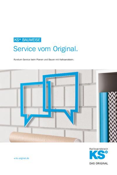 KS* BAUWEISE - Service vom Original.