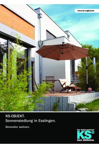 KS-Objekt - Sonnensiedlung in Esslingen