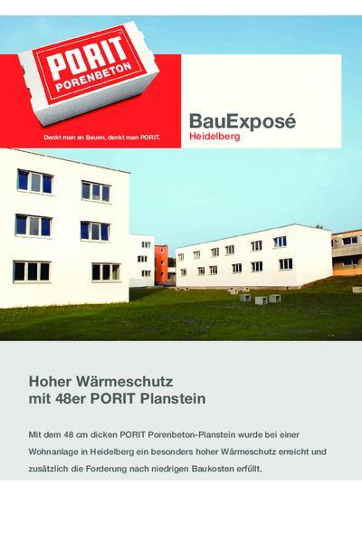 BauExposé Heidelberg