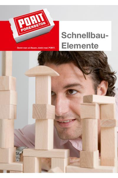 Schnellbau-Elemente