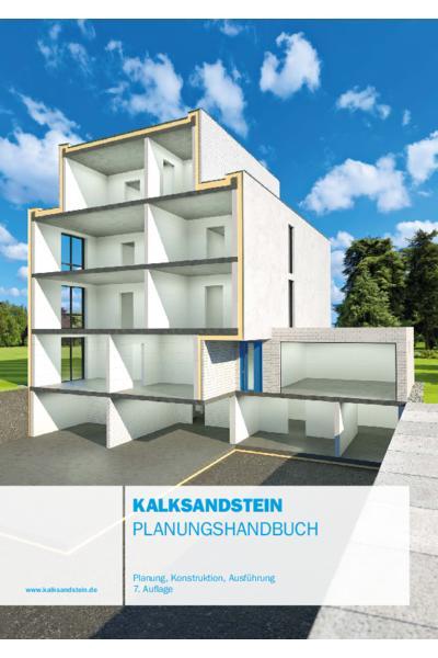 Kalksandstein-Planungshandbuch, Planung, Konstruktion, Aufrüstung - PKA