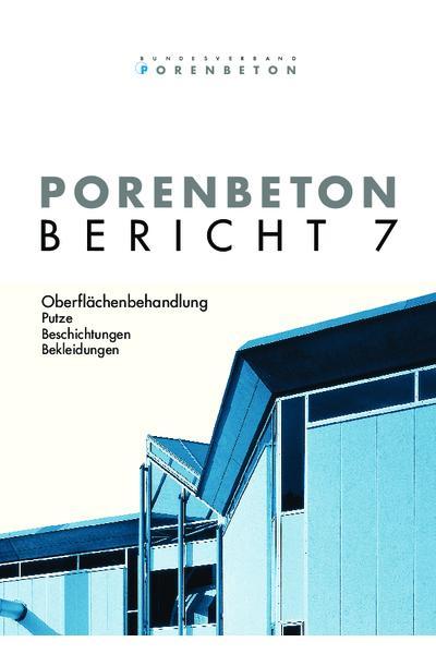 Porenbeton - Bericht 7