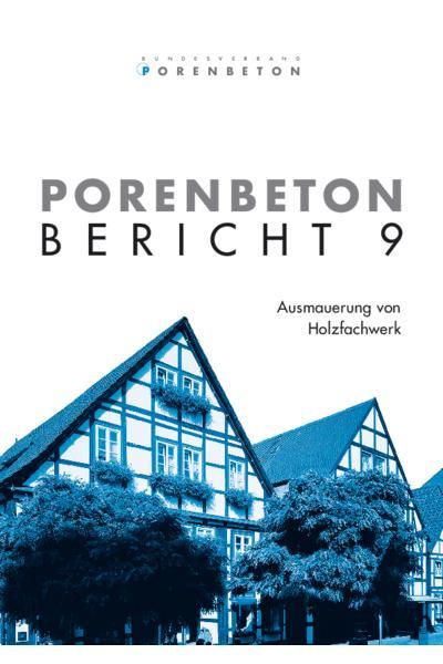 Porenbeton - Bericht 9