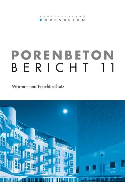 Porenbeton - Bericht 11