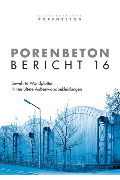 Porenbeton - Bericht 16