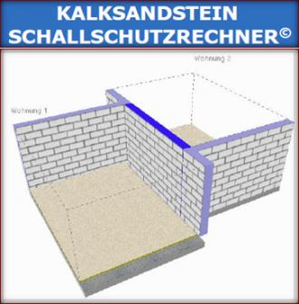 Web-Seminar - Schallschutz ! Mit dem KS-Schallschutzrechner am 13.04.2021