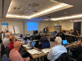 Schallschutz-Workshops am 16., 17. und 18. November 2021