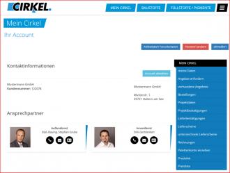 "Web-Seminar - Das Kundenportal ""MEIN CIRKEL""  am 21.01.2021"