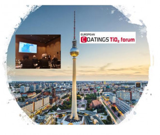 CIRKEL präsentiert Innovationen beim TiO2-Forum in Berlin