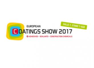 Cirkel-Premiere auf der European Coatings Show