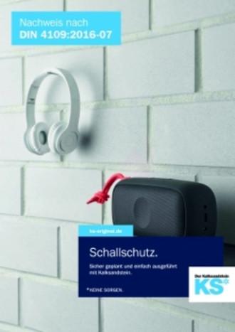 Neue Schallschutz-Broschüre zur DIN 4109
