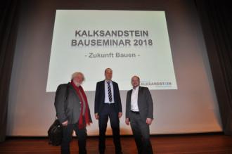 Nachbericht Kalksandstein Bauseminare im Westen