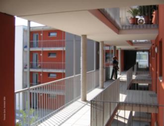 Wohnraum schaffen - Nachhaltig und kostengünstig bauen mit KALKSANDSTEIN . Neuer Flyer erschienen