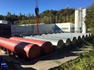 Kapazitätserweiterung im Werk Bad Salzdetfurth