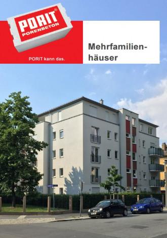 Lebensraum Stadt - Geschosswohnungsbau mit PORIT-Porenbeton