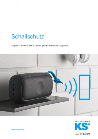 Qualitätskriterium Schallschutz