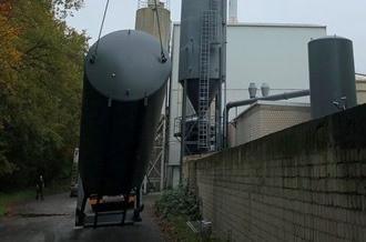 CIRKEL erhöht seine Lagerkapazitäten für Spezialprodukte im Werk Emsdetten!!