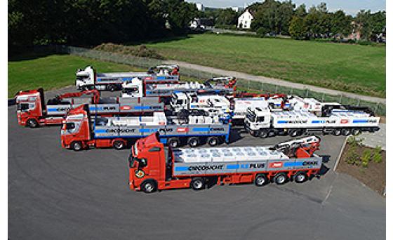 Logistik-Konzept