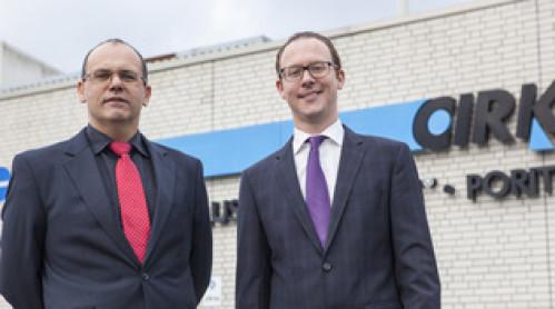 Dr. Attila Dal und Julian Cirkel