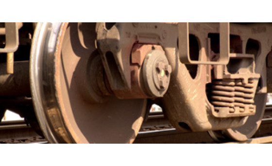 Use in Brake Pads for Rail Vehicles