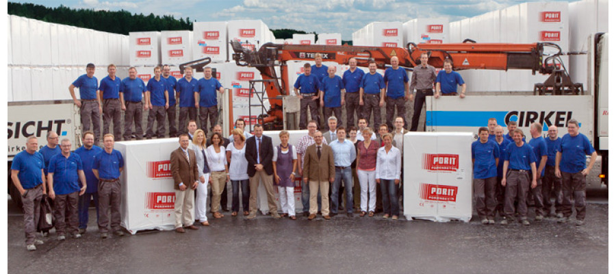 Our plant in Flaesheim