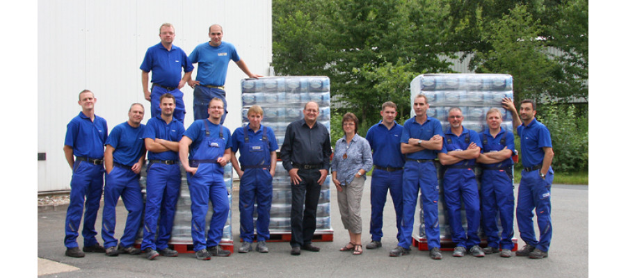 Our plant in Bad Salzdetfurth